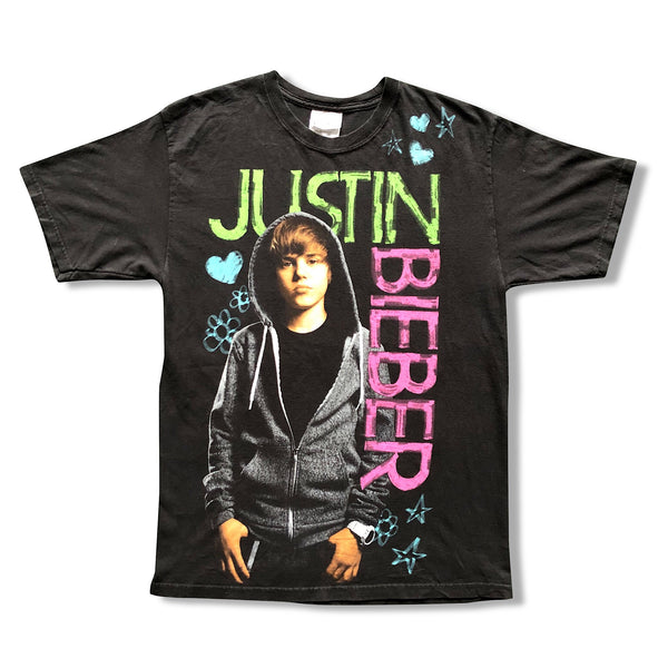 Vintage Young Justin Bieber Tshirt