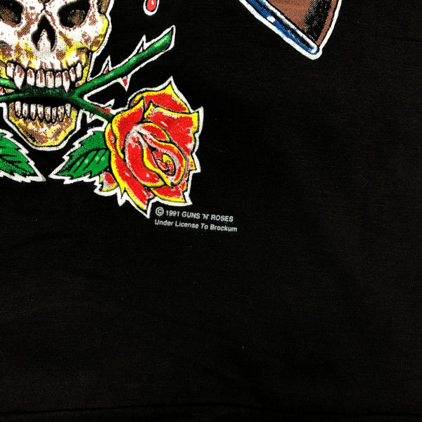 Vintage 1991 Guns 'n Roses Use Your Illusion Tour Tshirt