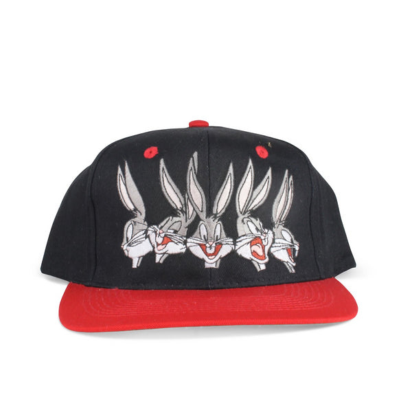 Vintage 1995 Bugs Bunny Multiply Snapback Hat