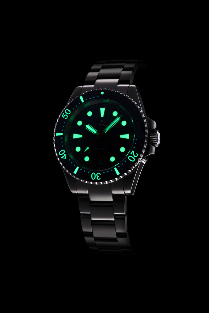 "IRONCLAD 40 | 500m DIVER SW200 ""Horizon"""