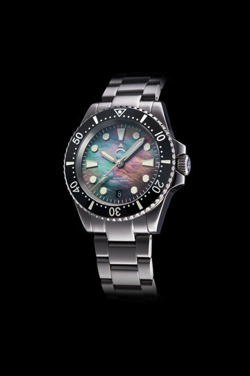 Axios Watches Ironclad 40 Pearl
