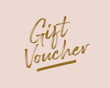 Gift Voucher - DIGITAL
