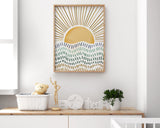 Wall Print - Sunrise