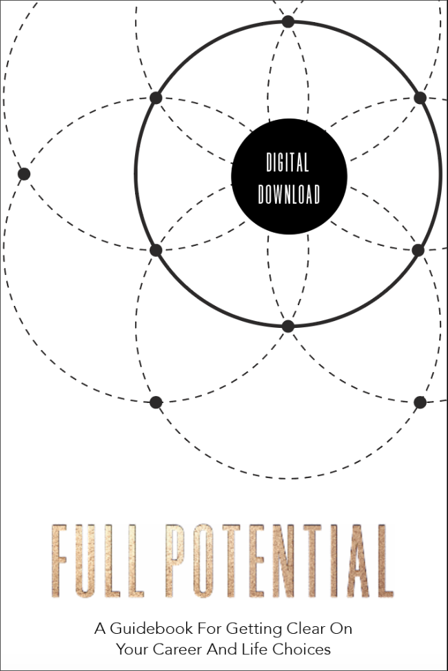 Digital Copy Of Full Potential Guidebook