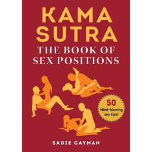 Kama Sutra: The Book of Sex Positions