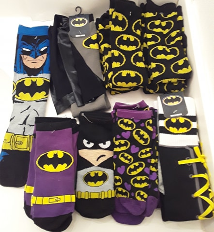Batman Socks