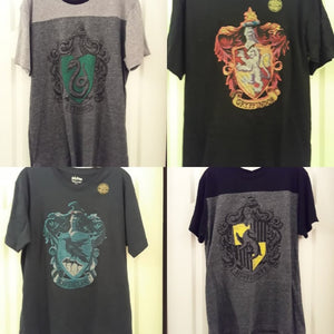 Harry Potter House Shirts