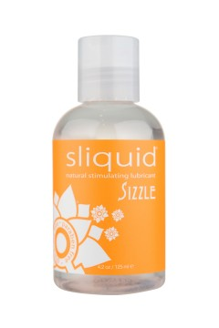 Sliquid Naturals Sizzle- Warming & Cooling Lube