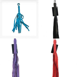 Medium Length Leather Flogger