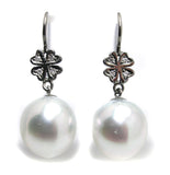Pearl Earrings.