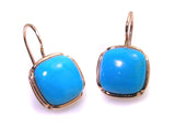 Turquoise Earrings.