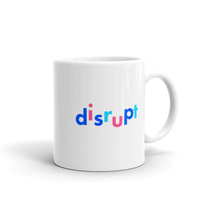 Disrupt Coffee Mug