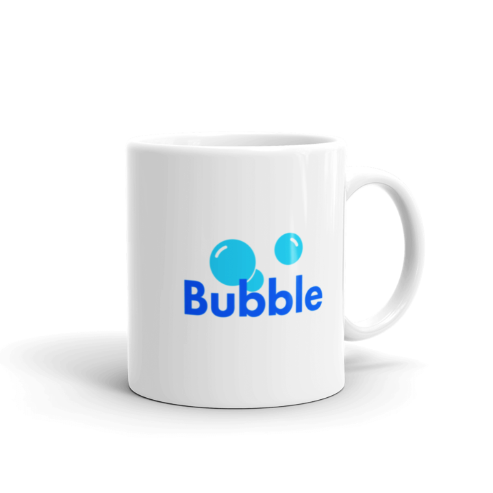 Bubble Coffee Mug