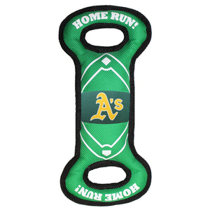 Oakland Athletics Tug Toy
