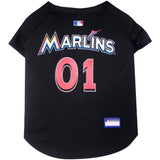 Miami Marlins Dog Jersey