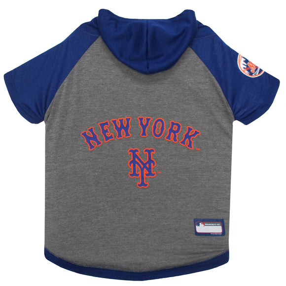 New York Mets Hoody Tee