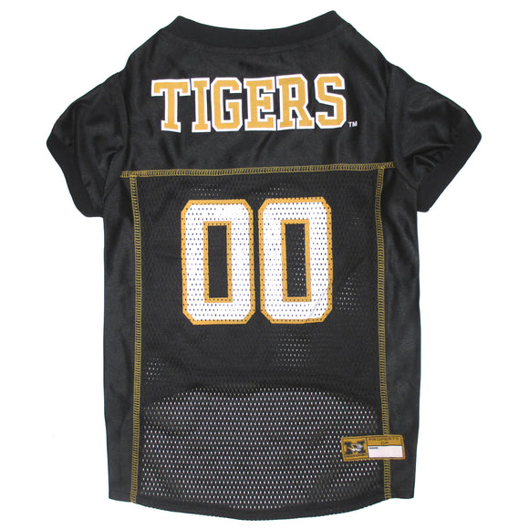 Missouri Tigers Dog Jersey