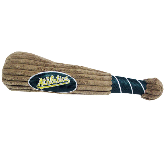 Oakland Athletics Plush Bat Toy