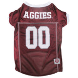 Texas A&M Aggies Dog Jersey