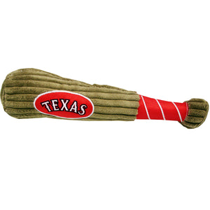 Texas Rangers Plush Bat Toy