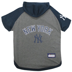 New York Yankees Hoody Tee