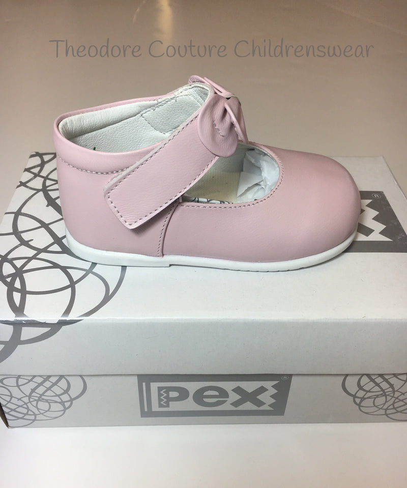 Pex Pink Mimi Shoes – Theodore Couture