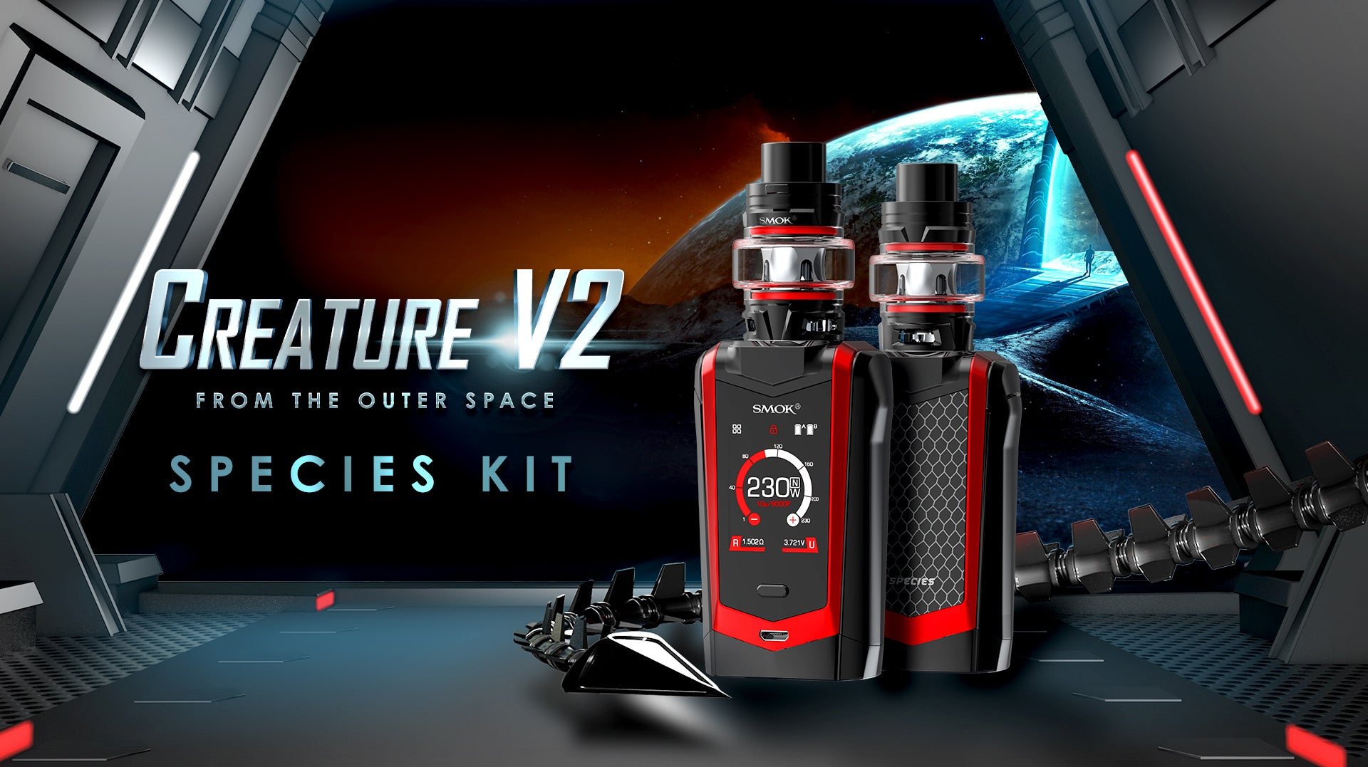 Smok Species Kit V2