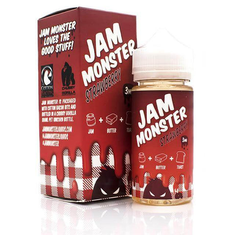 Image of JAM MONSTER E-Liquid