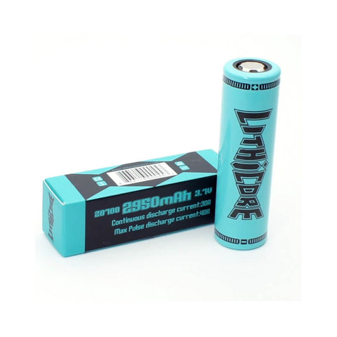 LITHICORE 20700 2950mah BATTERY