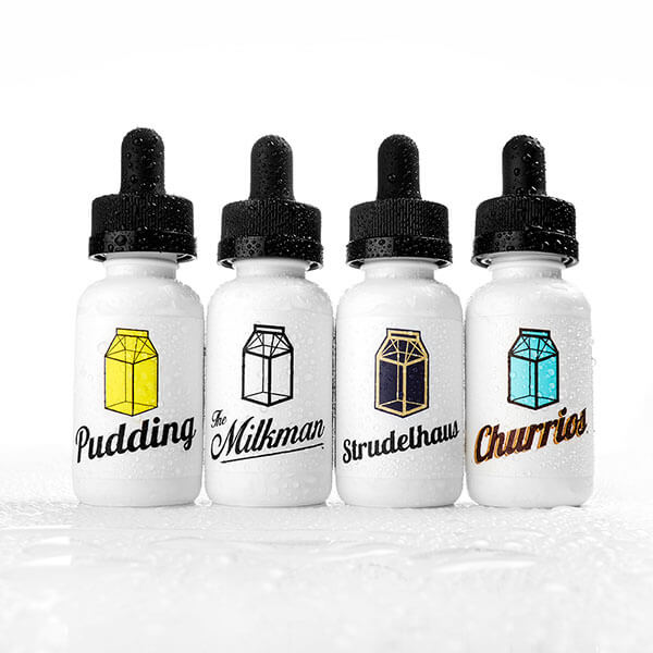 Milkman E-Liquid E-Juice