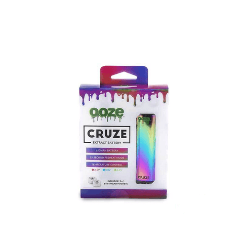 Image of OOZE CRUZE EXTRACT BATTERY KIT
