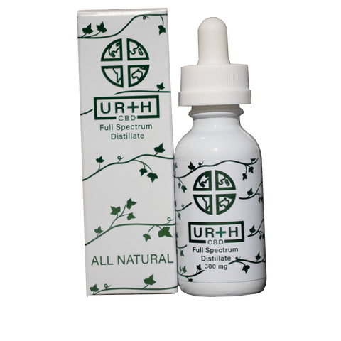 Image of Ur+h CBD Tincture Oil 300 MG