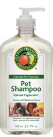 PEPPERMINT SHAMPOO 502ml EFP