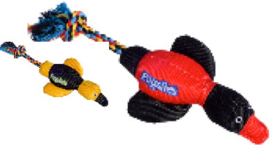 DOG TOY MIGRATOR ROPE TAIL 16""