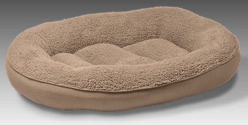 "BED OVAL 27"" TAN BEAUTIFUL DREAMER"