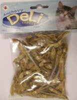 TREAT DRIED ANCHOVY FOR CATS & DOGS 100gm