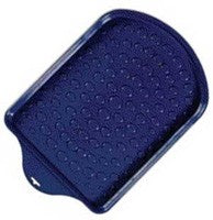 LITTER MAT WITH GRID PLASTIC