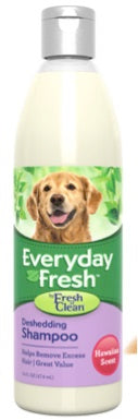 DESHEDDING SHAMPOO 474ml FRESH 'N CLEAN