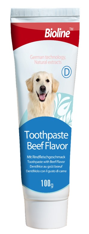 TOOTHPASTE BEEF FLAVOUR