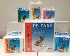 PP PADS 7 PACK SCENTED