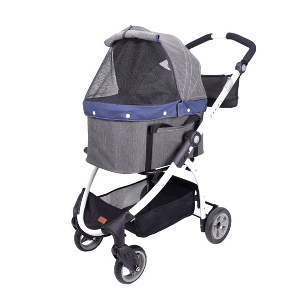 CLEO DENIM PET PRAM