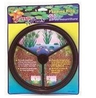 POND FISH FEEDING RING