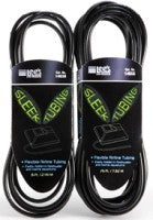 AIRLINE TUBING BLACK 8' - 2.4m