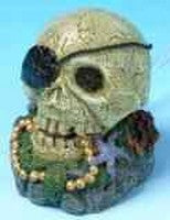 ORNAMENT ACTION PIRATE SKULL
