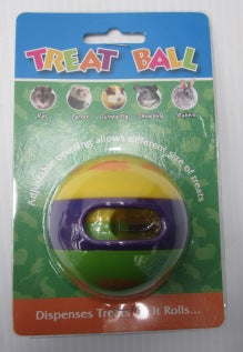 TREAT BALL PLASTIC 6.35cm