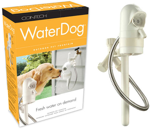 WATERDOG AUTOMATIC WATER DISPENSER