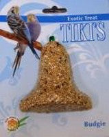 BUDGIE BELL SHAPED 50g
