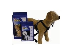 DOG WALKING & CAR HARNESS SMALL