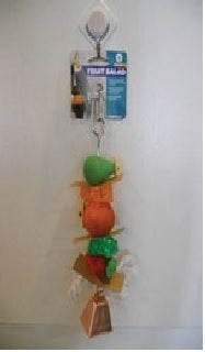 BIRD TOY FRUIT SALAD X-LARGE