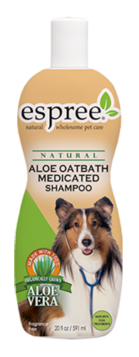 ESPREE SHAMPOO ALOE OATBATH 590ml
